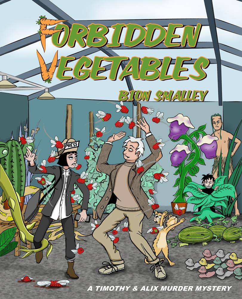 Forbidden Vegetables cover